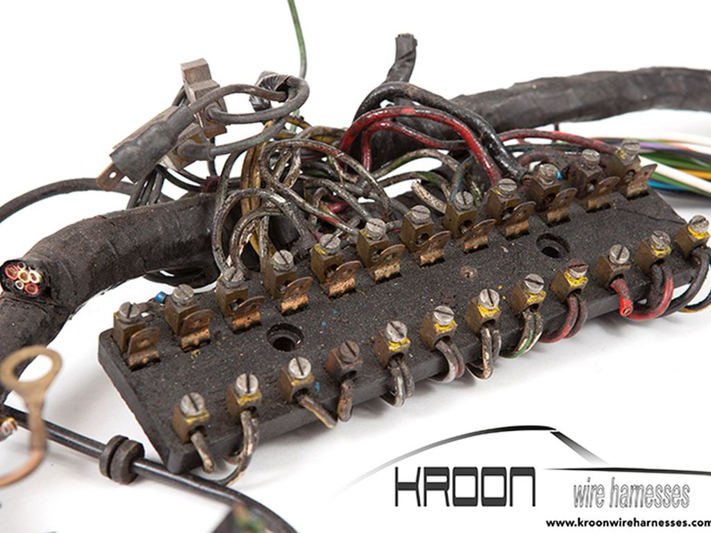 Kroon Wire Harnesses Kabelboom Voor Uw Porsche Complete Electrical Wiring Diagram Of Type 912 If You Want To Receive A Quotation For Set Please Contact Us With The Ask Quote Button And We Will Send Our Detailed
