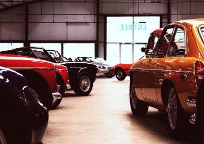 Hofman Classic & Sportcars