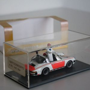 Rijkspolitie-Porsche 1:43