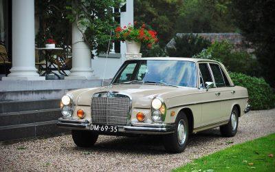 Verkocht: Mercedes-Benz 280SE
