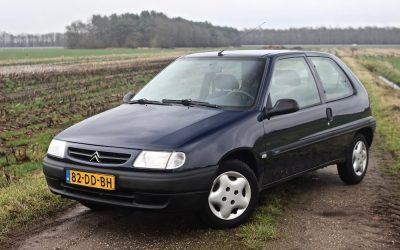 Verkocht: Citroën Saxo 538Spot