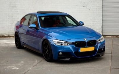 € 42.950,- BMW 340i X-Drive M-Performance