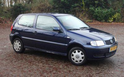 Verkocht: Volkswagen Polo Fasion