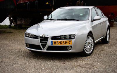 € 4.999,- Alfa Romeo 159 Berlina 2.0 JTDm 16V