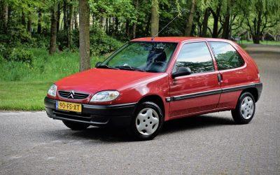 € 699,- Citroën Saxo 1.1