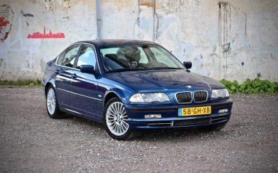 € 4.299,- BMW 330i e46