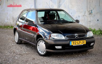 Verkocht: Citroën Saxo 1.4 VTS