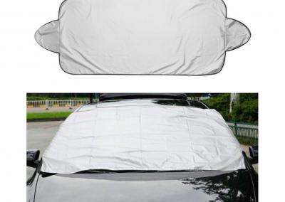 Auto voorruit deken tegen zon en sneeuw