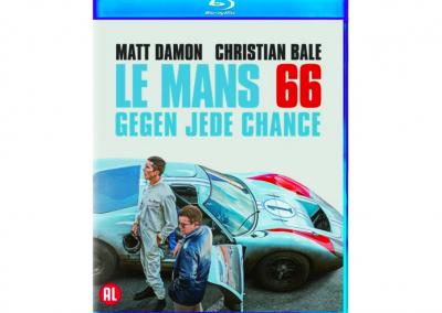 Le Mans '66 Ford v Ferrari (Blu-ray)