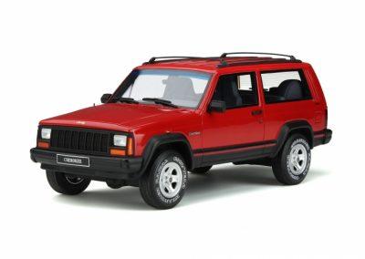 Jeep Cherokee 2.5 EFI 1:18 Ottomobile
